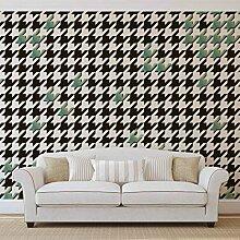 Abstrakte Kunst - Wallsticker Warehouse - Fototapete - Tapete - Fotomural - Mural Wandbild - (1427WM) - XL - 208cm x 146cm - VLIES (EasyInstall) - 2 Pieces