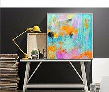 Abstrakte Ölgemälde Dekoration Malerei moderne