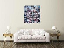 Abstraktes Acrylbild XXL modernes Gemälde im
