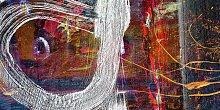 Abstraktes Gemälde G1430 PINTDECOR