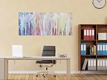 Abstraktes Gemälde XXL Moderne Kunst auf Leinwand