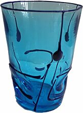 Abt Italodisco) Bob groß/Drop Vase von Murano,