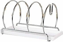 Abtropfgestell Küchenschrank Pantry Pan und