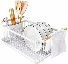 Abtropfgestell Metall-Dish Drainers, Geschirr