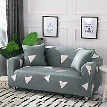 ABUKJM Geometric Patterns Sofa Cover Slipcover