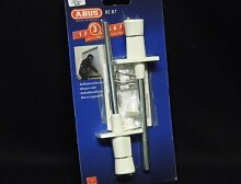 ABUS 35244 Rollladenblock Weiß