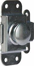 ABUS DRC35Z Tür-Schieberiegel, 35mm verzink