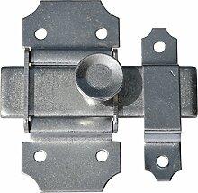 ABUS DRR30Z Tür-Schieberiegel, 30mm verzink