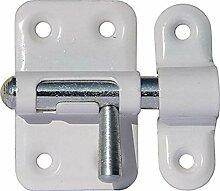 ABUS SRR25W 59675 Schieberiegel, 25mm, Weiß