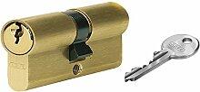 Abus Tür-Zylinder, gold, 46833