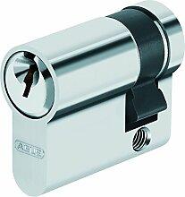 Abus Tür-Zylinder, Silber, 46846