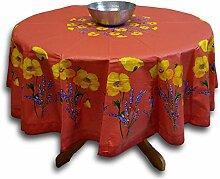 Abwischbare Tischdecke, auslaufsicher,