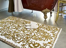 Abyss & Habidecor.- Badematte Perse 70x125 cm, farbe 800 Gold