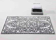 Abyss & Habidecor.- Badematte Perse 70x125 cm, farbe 992 Platinum