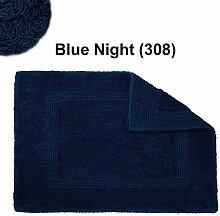 Abyss & Habidecor.- Badematte Reversible 50x80 cm Blue Night 308
