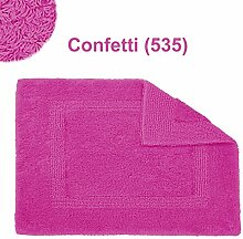 Abyss & Habidecor.- Badematte Reversible 50x80 cm Confetti 535