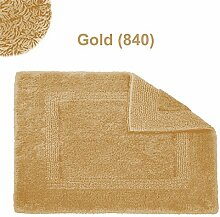 Abyss & Habidecor.- Badematte Reversible 60x60 cm Gold 840