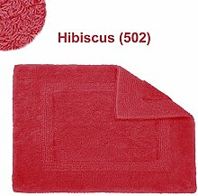 Abyss & Habidecor.- Badematte Reversible 60x60 cm Hibiscus 502