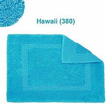 Abyss & Habidecor.- Badematte Reversible 70x120 cm Hawai 380