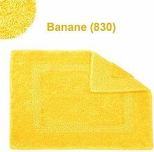 Abyss & Habidecor.- Badematte Reversible 80x150 cm Banane 830