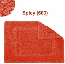 Abyss & Habidecor.- Badematte Reversible 80x150 cm Spicy 603