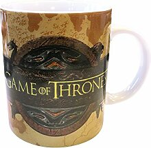 ABYstyle - Game of Thrones - Tasse - 320 ml - Logo