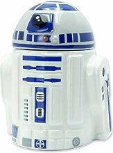 ABYstyle - Star Wars - 3D Becher - 250ml - R2-D2