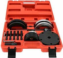 Abzieher Ausdrücker Montage Demontage Radlager Werkzeug Kit Für VW T5 Touareg Multivan 85MM