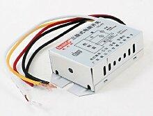 AC 180–250V 2Möglichkeiten 3sectionn 5Kabel Lampe Control Beleuchtung Schalter