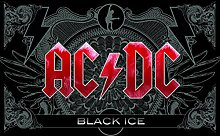AC/DC BFBAC2 Frühstücksbrettchen, Kunststoff,