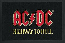 AC/DC Fußmatte Highway to Hell