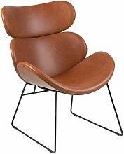 AC Design Cazar Loungestuhl 69x78,5x90,5cm