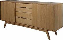 AC Design Furniture Anrichte Monika, B: 180 x T:44