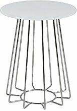 AC Design Furniture Ecktisch Chloe, B: 40 x T:40 x