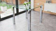 AC Design Furniture Esstisch Karsten, B: 90 x T:90