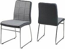 AC Design Furniture Stuhl Ryan, B: 49 x T:58 x H: