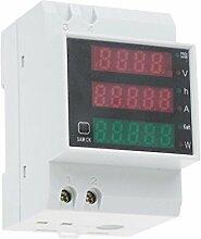 Ac80-300v Digital DIN-Schiene Stromspannung