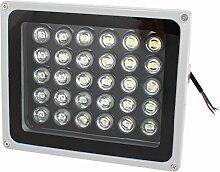 AC85-245V 30W Pure White LED-Gebäude Garten-Flutlicht-Scheinwerfer