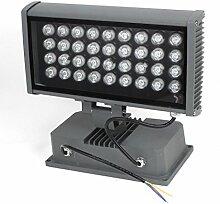 AC85-245V 36W blaue LED Aussen Gebäude Garten-Flutlicht-Scheinwerfer