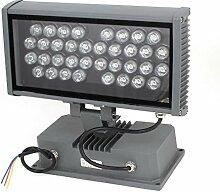 AC85-245V 36W RGB-LED im Freien Gebäude Garten-Flutlicht-Scheinwerfer