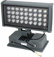 AC85-245V 36W Warm White LED Gebäude Garten-Flutlicht-Scheinwerfer