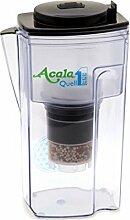 Acala Quell One schwarz - Aktivkohle Wasserfilter