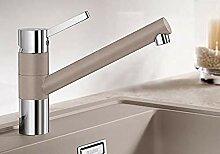 ACAMPTAR Wasserhahn Küchenarmatur Two Tone Cafe