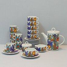 Acapulco Series Kaffeeservice von Christine Reuter