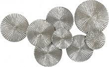 Accessoires - Wanddeko Circles Ambrosi 310 Silber