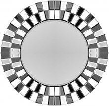 Accessoires - Wandspiegel Horus 410 Silber