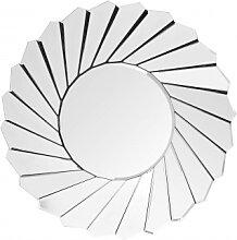Accessoires - Wandspiegel Zeus 510 Silber