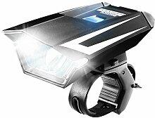 Accessory Power ennlblm100bkew Fahrrad LED Taschenlampe schwarz Licht (für Fahrrad, Schwarz, IPX4, Diamondback Calico, Trace Sport, Lustre 24, Octane 24, Edgewood Sport, Insight 2Performance..., LED, 115lm)