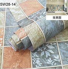 ACCEY 10 Mt PVC Mosaik Fliesen Aufkleber