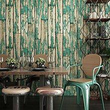 ACCEY Chinesische Vintage Tapeten Wasserdichte PVC